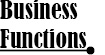 Business Functions Button